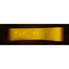Световозвращающая светоотражающая лента марки 3100 для такси по ГОСТ  без изображения в рулоне шириной 150 мм (в пог.м.)